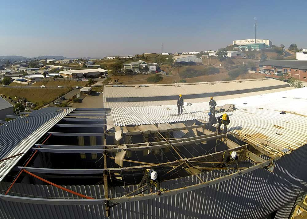 Roofing & Cladding | Services | ADF Roofing | Durban, South Africa