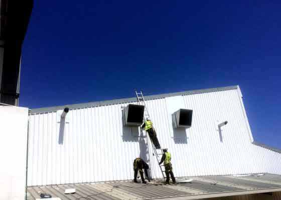 Roof Repair, Maintenance & Cleaning   Services   ADF Roofing   Durban
