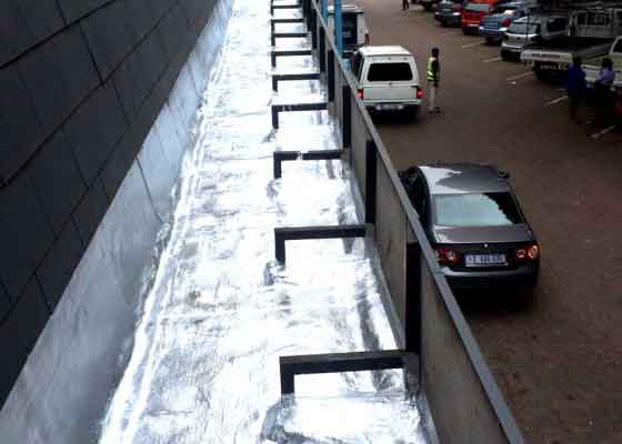 Roof Waterproofing & Damp Proofing | Services | ADF Roofing | Durban